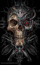 Bio skull by Ironshod