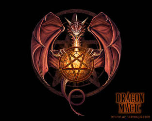 Dragon Magic wallpaper by Ironshod