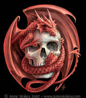 Dragon logo by Ironshod
