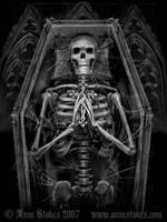 Skeleton tomb by Ironshod
