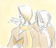 sneak up by gejimayo