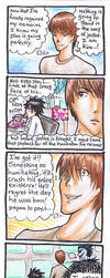Kira's Revenge by gejimayo