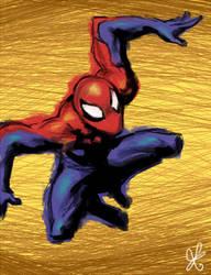 Spiderman by gejimayo