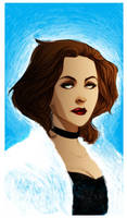 Hedy Lamarr by Phobs
