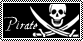 Pirate stamp by Kiyi-chan