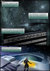 Mass Effect: Reunion Page 1 by calicoJill
