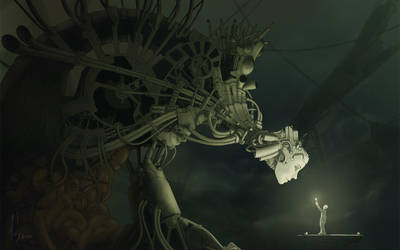 Beholder - WideScreen by DarkPsychosis