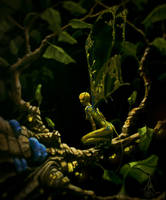 Tree Fairy V2 - 'Photo Edit' by DarkPsychosis