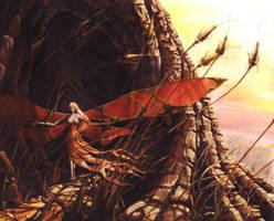 The Calling of Autumn by DarkPsychosis