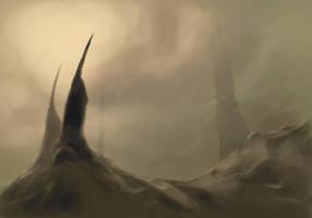 Landscape 1 by DarkPsychosis