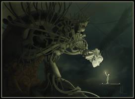 The Beholder by DarkPsychosis