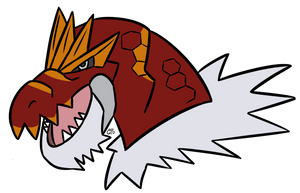 Tyrantrum by GadzooksTD