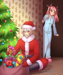 Takumi and Yuki by VSasha