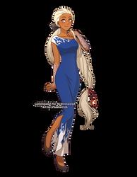 Mia Reyes by VSasha
