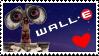 Wall-E Stamp by xXxBloodLustxXx