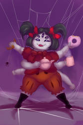 Muffet by qwe2256789
