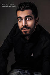 Seyed Ali Hadi by BeriaDesign