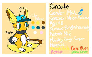 Pancake Ref Sheet by Intervee24