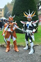 Ryo and Shido by ShinArus