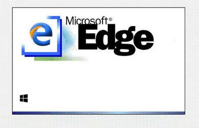 Microsoft Edge Classic by CheezeyGaming