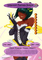 Lunalight Panther Dancer Orica by Nokani