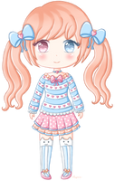 .: Cheap and cute adopt (CLOSED!) :. by Angelinia
