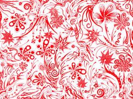 Red Jungle 3 by Dessins-Fantastiques