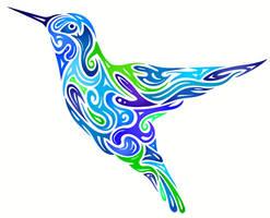 Hummingbird by Dessins-Fantastiques