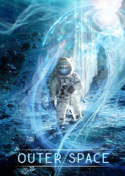 Outer Space by Dessins-Fantastiques