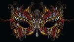 Venice Mask by Dessins-Fantastiques