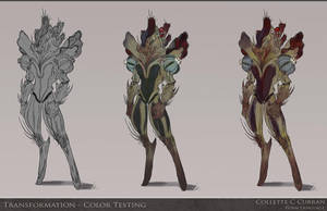 Cactus Dude Color Testing by Parcel-Sisters