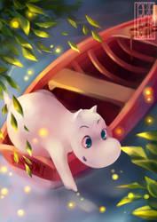 A Soft Boy by OctoGear