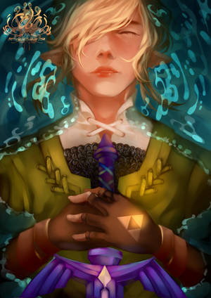 Wake up... Link by OctoGear