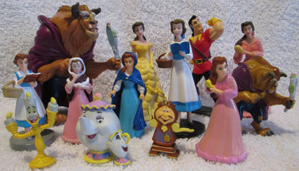 Beauty and the Beast PVC by thetrappedartist