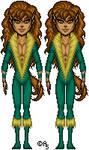 Elfquest: Windkin10 by thetrappedartist