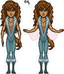 Elfquest: Windkin12 by thetrappedartist