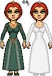 Princess Fiona2 by thetrappedartist