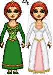 Princess Fiona by thetrappedartist