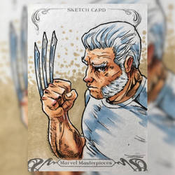 Old Man Logan MM by shaotemp