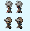 Shadefalcon Sprite by DavidTH90Animations