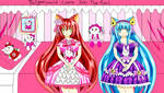 PaigeeWorld Hello Kitty Contest Entry by xX-KiyomiHime-Xx
