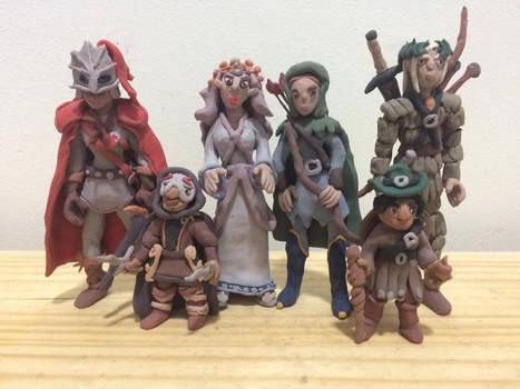 Priests of Toril 21 by Daleksaresupreme1