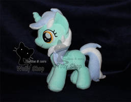 Lyra Filly!!! by WollyShop