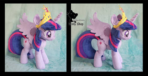 Twilight Sparkle by WollyShop