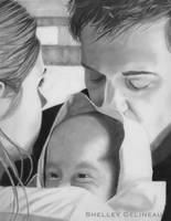Family Pond by Jellyneau