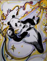 Commission -  Bella Fey by joeyv7