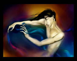 Blue Muse two by joeyv7
