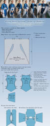 Elven dress pattern and tutorial by Sindeon
