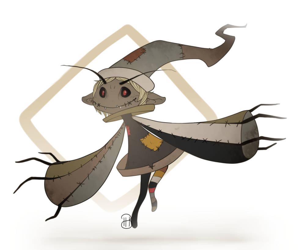Sewn Imp  [ OPEN ] by GooMama
