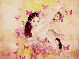 Caged Butterfly by FatButterfly
